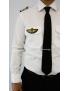 "Chemise pilote ""Blue Collar"""