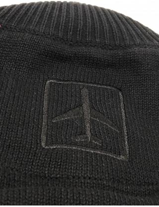 Gilet zippé épais en coton,  manches longues.