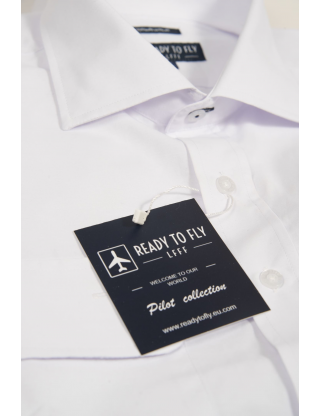 "Chemise pilote ""Business Slim Fit"" readytofly"