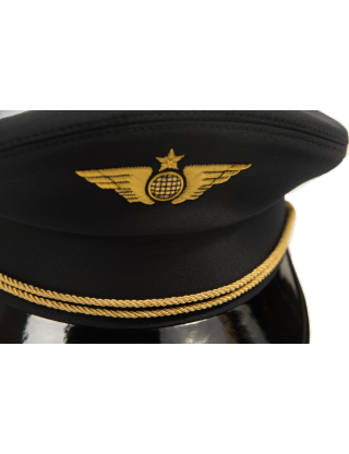 Casquette Pilote OR