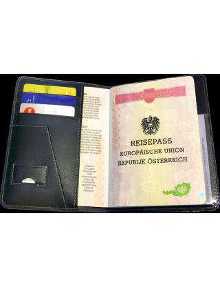 Coffret Passeport et Porte Clés