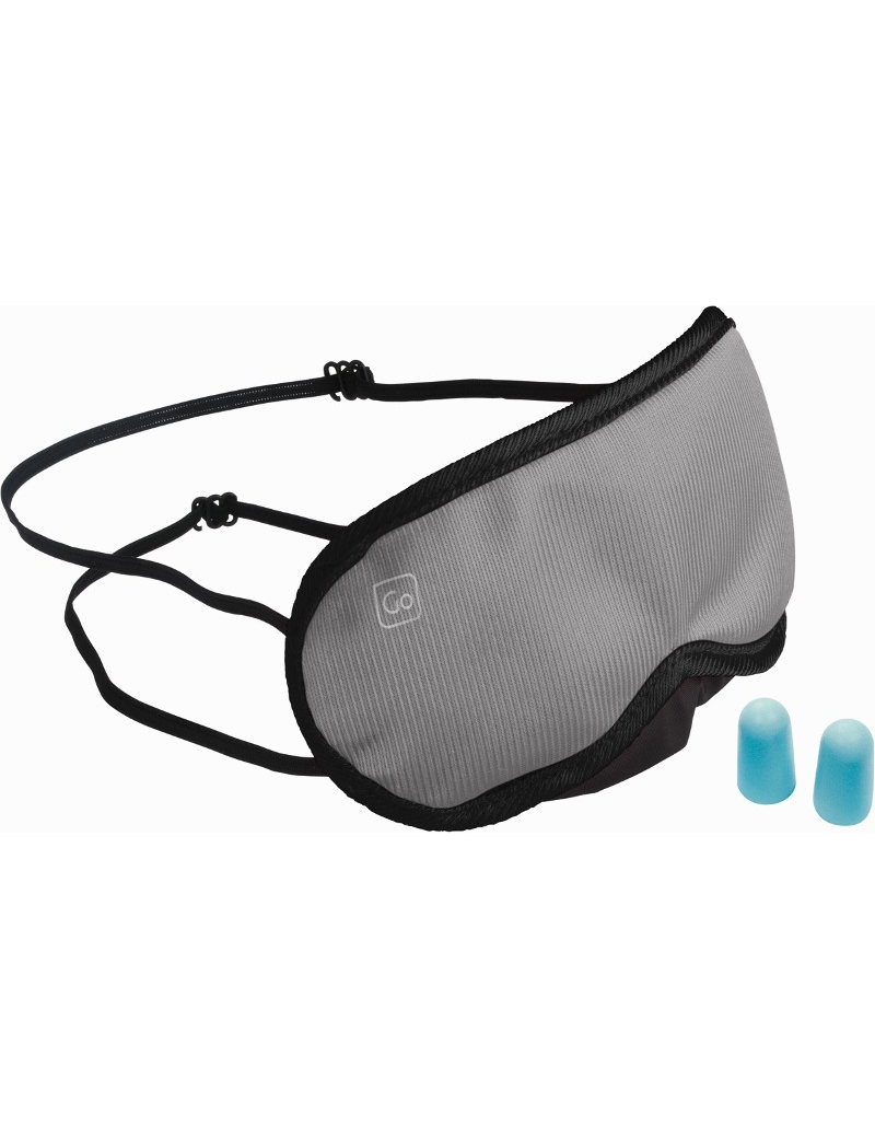 """Eye Mask & Ear plugs kit"""