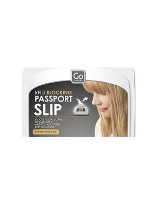 """""""RFID Passport Slip"""""""