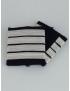 Coulants d'épaules pilote Commandant de Bord platine
