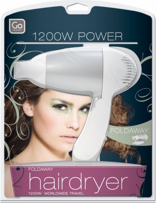 « HairDryer To Go »