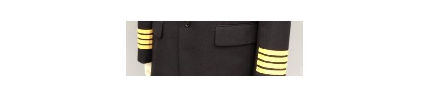 readytofly.eu.com uniforme pilote de ligne, personnel de cabine, hotesse, steward