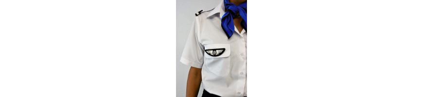 Chemises pilote femme readytofly