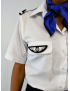 Chemises pilote femme