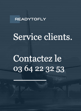 Contactez READY TO FLY