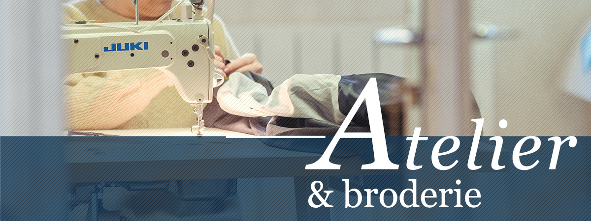 Atelier & Broderie
